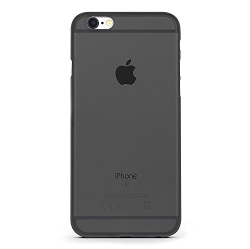 coque noir fine iphone 6