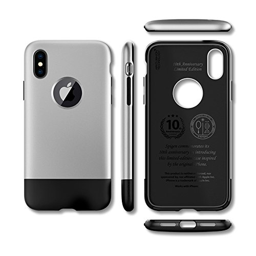 coque iphone x spigen classic