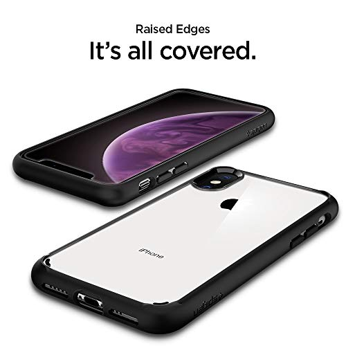 coque iphone xs max antichoc spigen