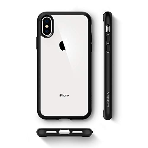 coque transparente iphone xs max spigen