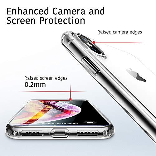 coque esr iphone xs max silicone